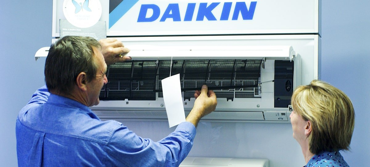 air conditioning (daikin)
