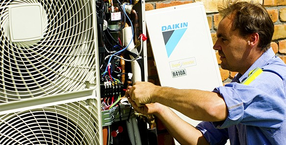 residential aircon maintenance