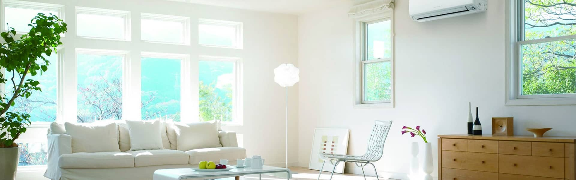 air conditioning living room