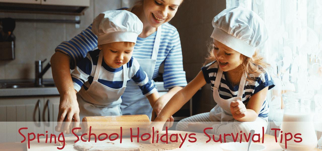 spring holiday survival tips