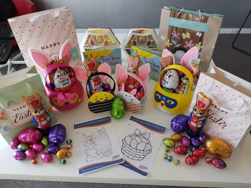 clements care easter competition