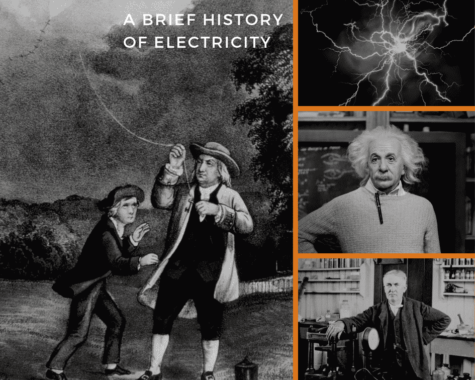 a brief history of electricity