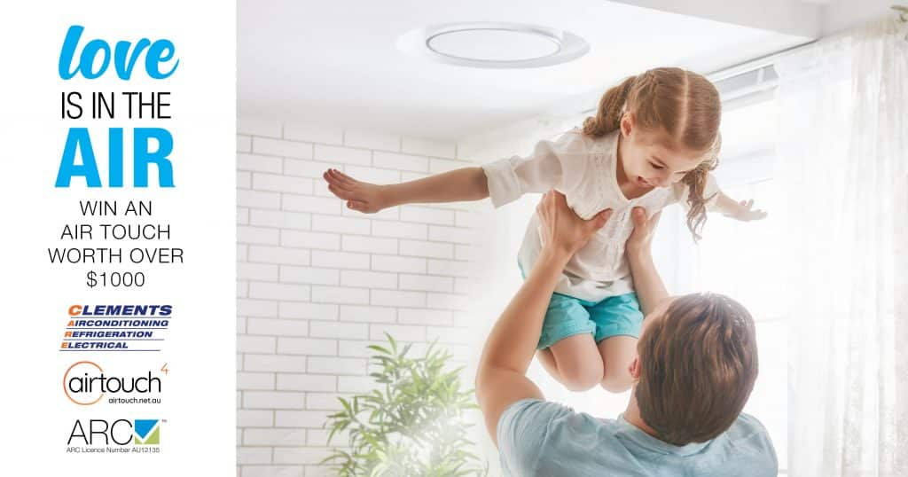 Clements Air Conditioning Win AirTouch