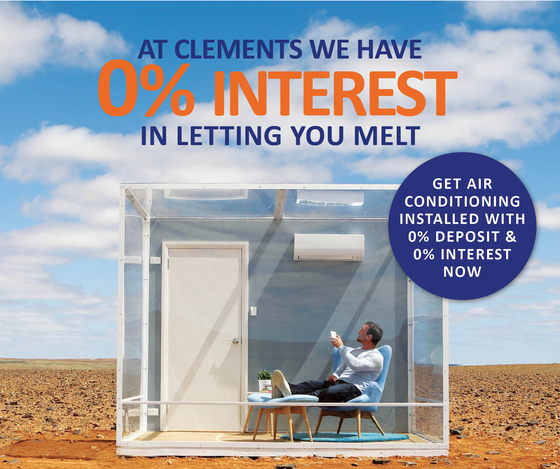 0% interest air conditioning installation clements air conditioning