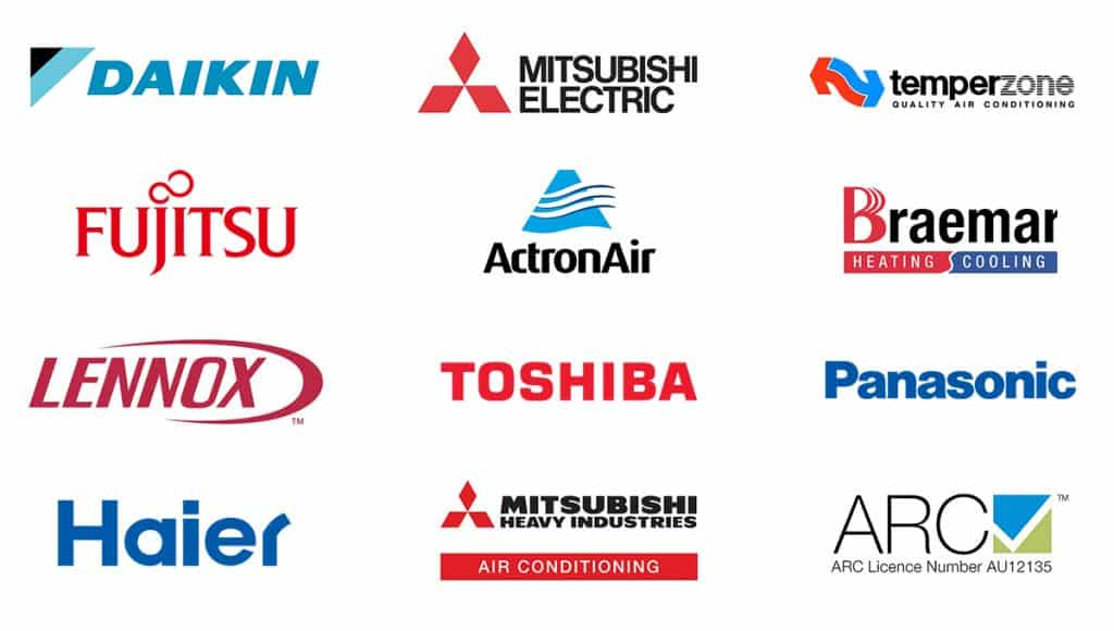 Clements Air Conditioning Brands