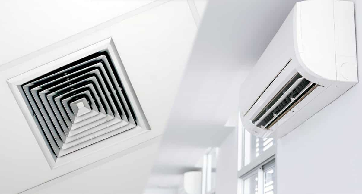 Split System v's Ducted Air Conditioning Clements