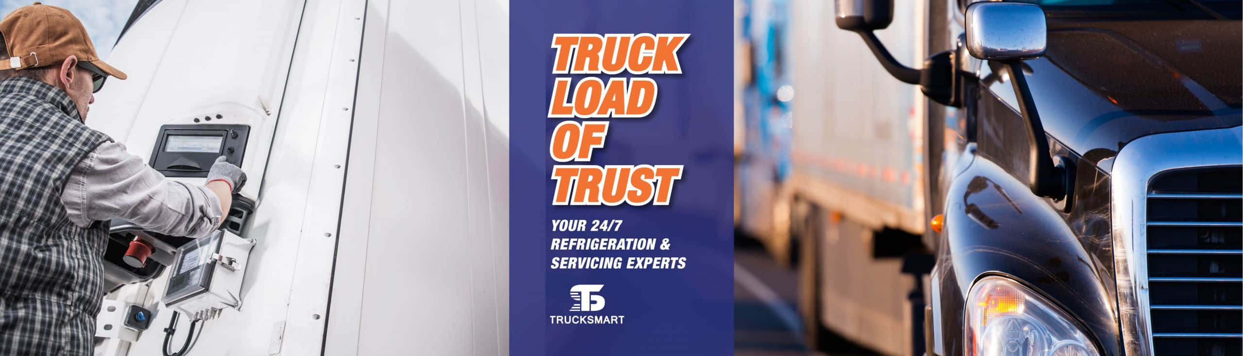 Truckload of Trust Clements Air Conditioning Trucksmart